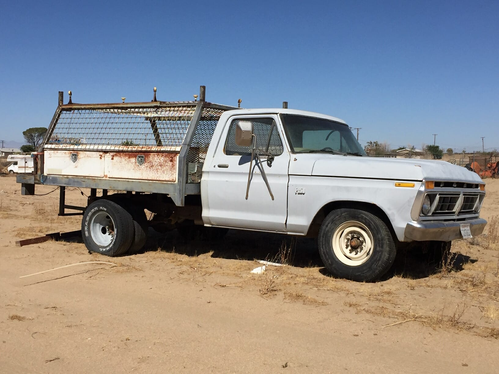 1974 Ford Flatbed